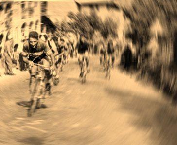 Tirreno-Adriatico: a Terni Taccone battuto in volata da De Pra