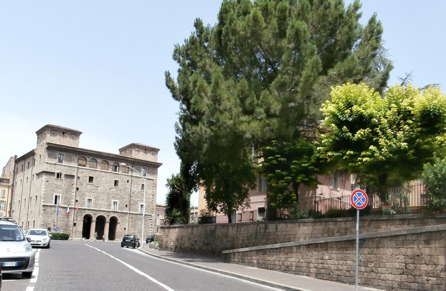 Comune di Terni a Palazzo Spada