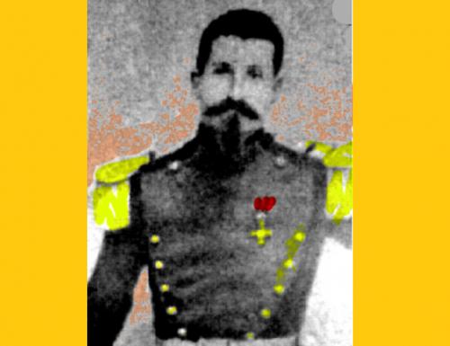 """Peppe Scappa, il """"pacifista"""" Corazziere"""