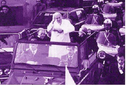 Papa Wojtyla libera dal diavolo donna di Terni