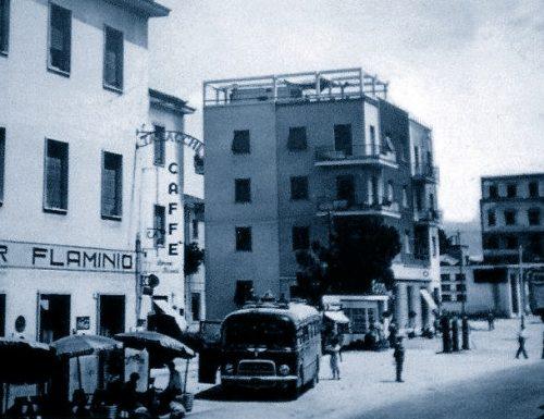 1967, s'inaugura la nuova Flaminia