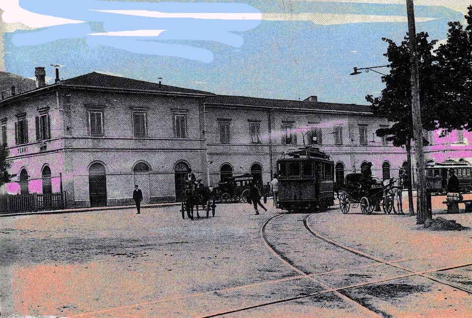 Terni tram tramvieri