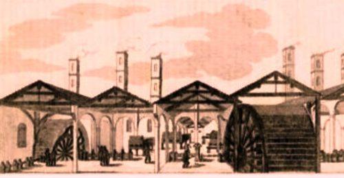 Terni, la città dei baiocchi con la zecca alla ferriera