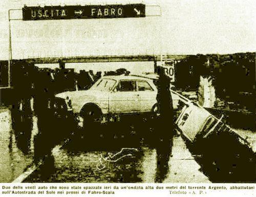 Nubifragio estivo, sette morti in Umbria