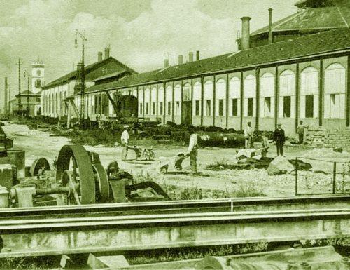 L'atto di nascita delle acciaierie