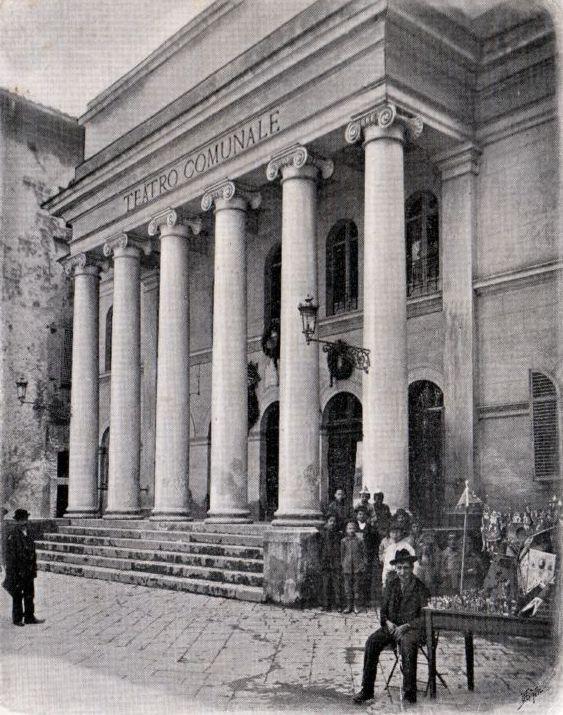 Il teatro Comunale di Terni dedicato a Giuseppe Verdi