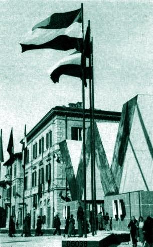 fascismo e acciaierie di Terni