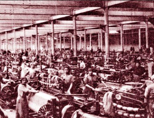 """1914: a Terni duemila soldati per paura di 46 """"centurinare"""" in sciopero"""