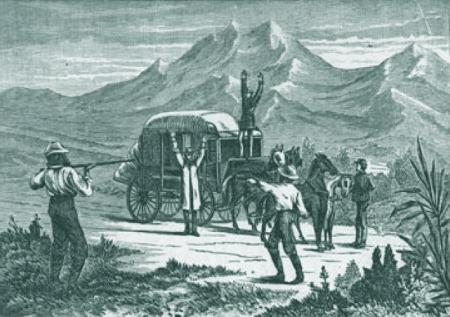 Rapina diligenza narni amelia 1886