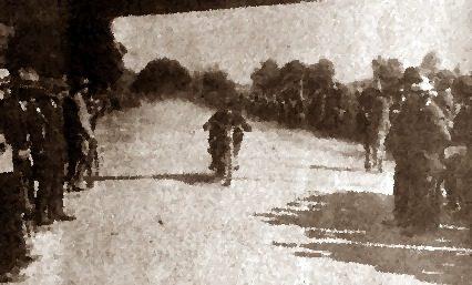 Moto, a Rogai il circuito del Trasimeno 1922