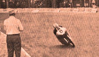 Duello Attolini-Venturi al circuito motociclistico di Orvieto