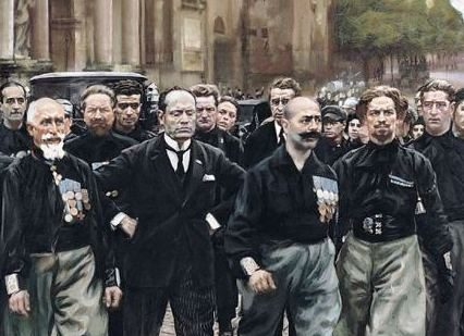 Elezioni 1923, l'Umbria svolta a destra