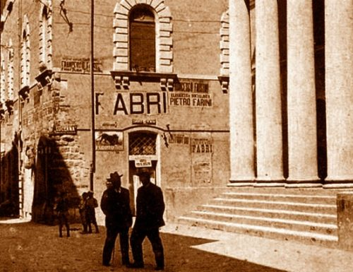Teatro Verdi, la guerra, le bombe e il progetto del Poletti