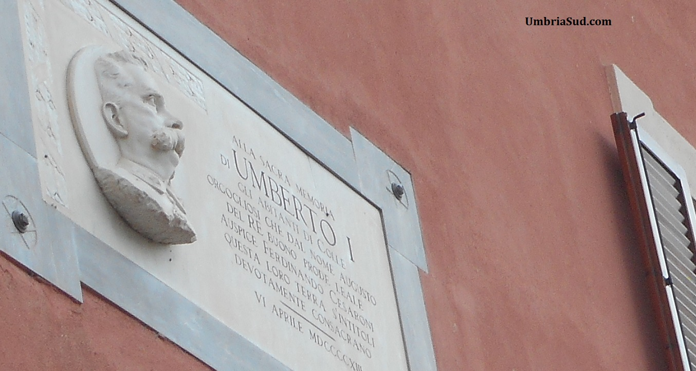 Colle Umberto I
