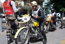 Omaggio a Venturi: da Spoleto parte il Motogiro d'Italia