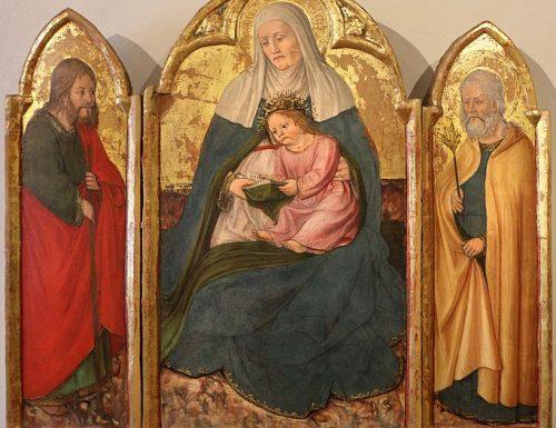 Gualdo Tadino, nel 1917 nasce la pinacoteca comunale