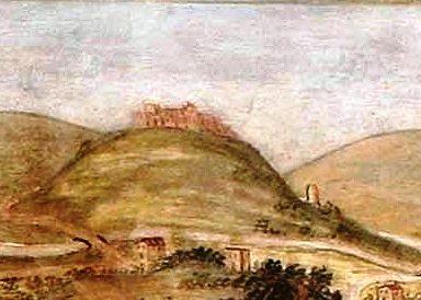 """1234, il papa """"scippa"""" la fortezza di Miranda ai figli di Bartolomeo"""