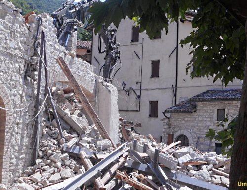 """Valnerina, i tanti danni """"minori"""" del terremoto"""