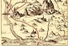 Narni, Terni e Spoleto uniti contro il papa per salvare la Flaminia