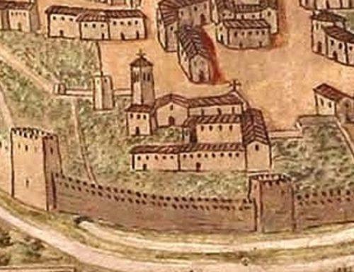 Terni 1505, pericolo di crollo di tratti di mura: controlli a tappeto