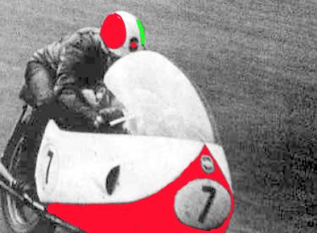 Liberati doma Surtees e diventa campione del mondo