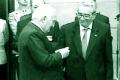 Il presidente Scalfaro a Terni per i settant'anni della Provincia