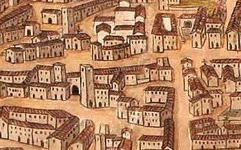 1598, Terni mattonate le strade del centro cittadino