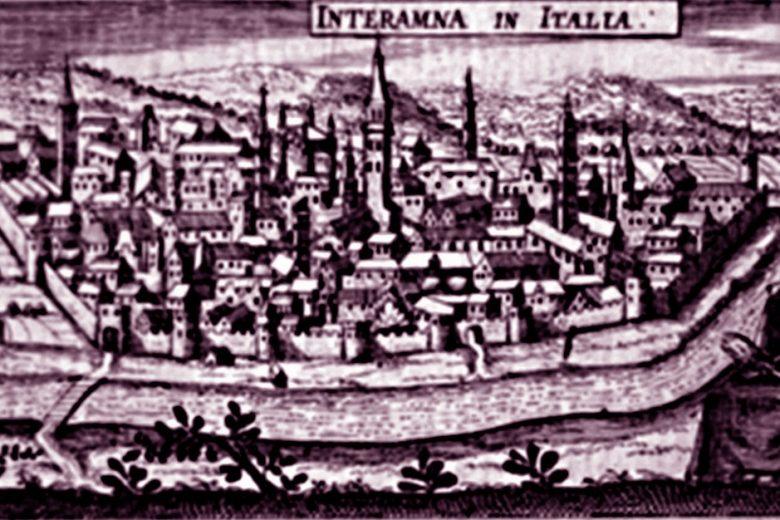 1538, a rilento i lavori per il catasto di Terni: tirata d'orecchie al geometra