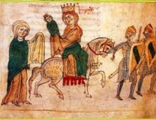 Corrado, duca di Spoleto, concede privilegi ai ternani