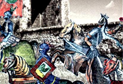 Pasqua del 1430, misure speciali per la fiera e il palio