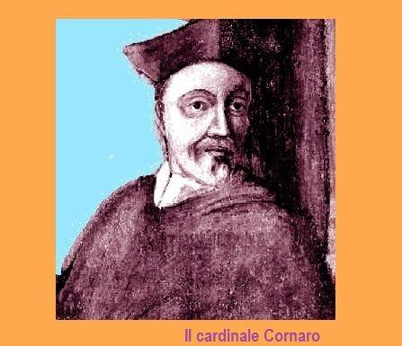 1508: onore e lodi al Governatore papale, ma c'era il trucco
