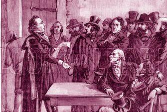 1838, carbonari ternani condannati a dieci anni di galera