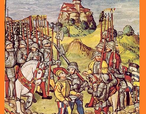 1521, tra Collescipoli e Terni è guerra: morti, case bruciate, alberi sradicati