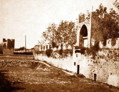 """Terni 1451: mura da fortificare, calce e sassi """"requisiti"""""""