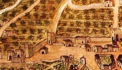 1554, arrivano i soldati spagnoli e Terni rinforza le difese