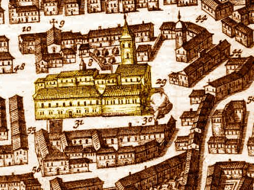 Cacciati i francesi, a Terni ritornano i Gesuiti