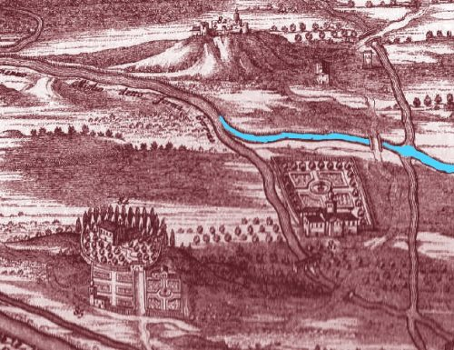 1581: risse e litigi a San Valentino per l'acqua del canale Cervino
