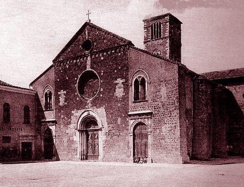"""Terni 1452: si costruisce la cappella di S.Bernardino. Una bomba """"alleata"""" la cancellerà"""