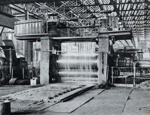 1913, operaio muore sul lavoro all'acciaieria di Terni