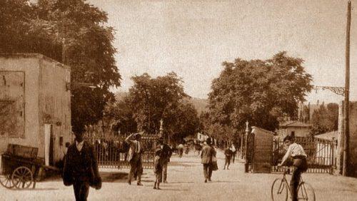 Terni 1913, disordini dopo la scampagnata dei lavoratori a Borgo Garibaldi