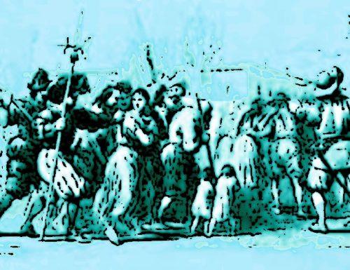 1575, Terni: per paura della peste guardie armate alle porte della città
