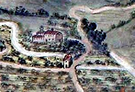 1607, il Comune di Terni fa un mutuo  per completare la chiesa di San Valentino