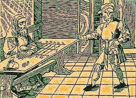 Terni, 1449:  libertà di commercio per tutti i mercanti ebrei
