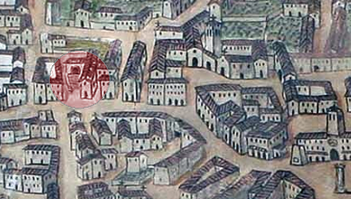 palazzo del podestà terni