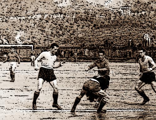 Deruta-Grifo: gol negato e naso rotto all'arbitro ternano