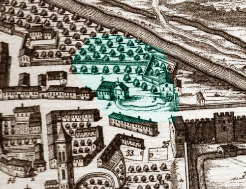 Terni 1811, corrida di tori per festeggiare la nascita del figlio di Napoleone