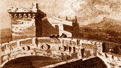 Cassero Ponte romano