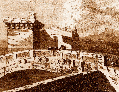 Terni 1598: si rifà Ponte Romano insicuro da anni: deve passarci il Papa