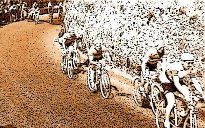 1930, Giro dell'Umbria: Gestri domina, ma vince Meini