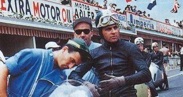 5 marzo 1962, Liberati muore alla curva di Cervara